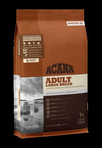 Acana Adult Large Breeds Храна за кучета от едри породи