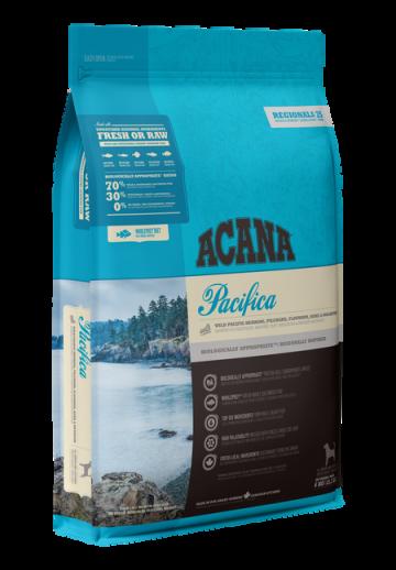 Acana Pacifica Adult Храна за кучета с риба