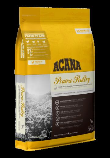 Acana Prairie Poultry Adult Храна за кучета с пиле и пуйка