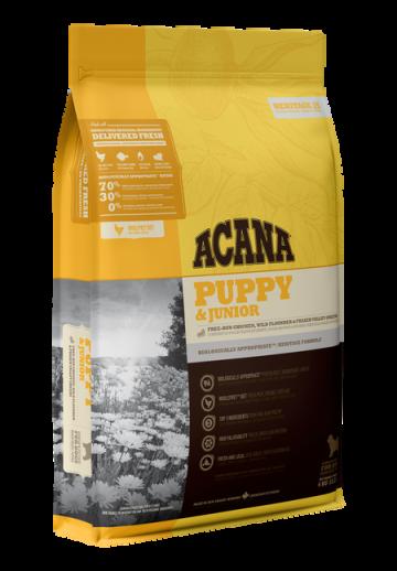 Acana Puppy & Junior Храна за кученца от средни породи