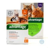Advantage - за котки