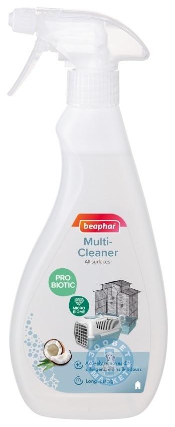 Beaphar Multi-Cleaner Спрей за дезинфекция с пробиотик
