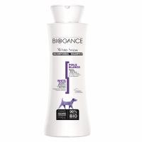 Biogance White Snow Шампоан за бяла и светла козина