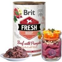 Brit Fresh Храна за кучета 6 х 400г