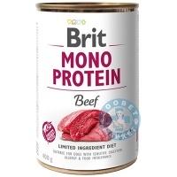 Brit Mono Protein Храна за кучета 6 х 400г