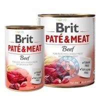 Brit Pate & Meat Храна за кучета 6 х 400г