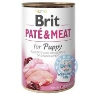 Brit Pate & Meat Puppy Храна за малки кученца