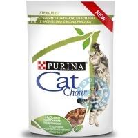 Cat Chow Sterilised за кастрирани котки