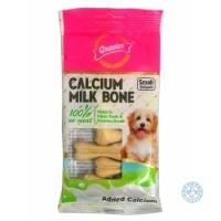 Дентални кокали CALCIUM MILK BONE с мляко