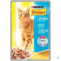 Friskies Храна за котки 85г