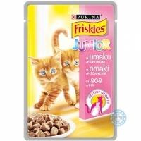 Friskies Junior Храна за малки котенца