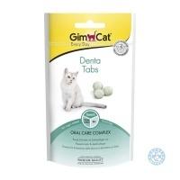 GimCat Denta Tabs Дентални таблетки