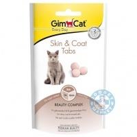 GimCat Skin & Coat Tabs Таблетки за кожа и козина