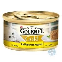 Gourmet Gold фино рагу Пиле