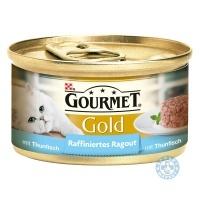 Gourmet Gold фино рагу Риба тон