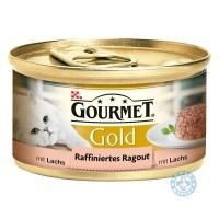 Gourmet Gold фино рагу Сьомга