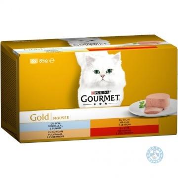 Gourmet Gold вариации 4x85г