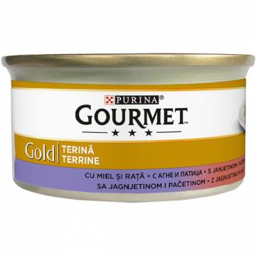 Gourmet Gold Хапки в пастет