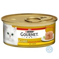Gourmet Gold Melting Heart