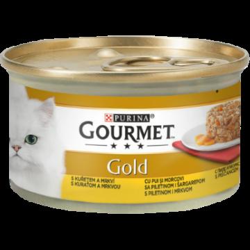 Gourmet Gold Пай с месо и зеленчуци