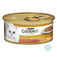 Gourmet Gold Патица и пуйка