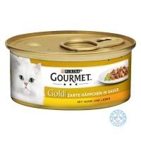 Gourmet Gold Пиле и черен дроб