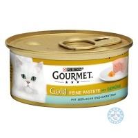 Gourmet Gold Сьомга с моркови