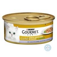 Gourmet Gold Телешко със зеленчуци