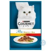 Gourmet Perle Пиле и Говеждо