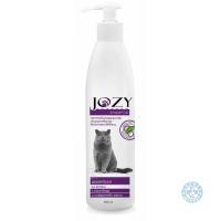 JOZY противопаразитен и подхранващ шампоан за котки