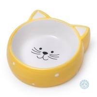 Керамична хранилка коте