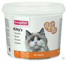 Витамини за котка Kittis Mix