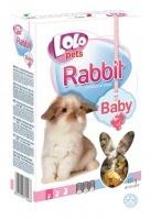 Lolo Baby Храна за малки зайчета