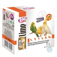 Lolo Минерален блок за папагали и канари