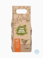 Menu Nature Gourmet Balls with Insects