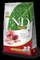 N&D Grain Free Mini/Medium Puppy С  пиле и нар