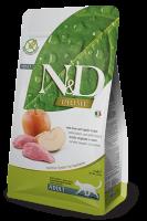 N&D Prime Adult С глиган и ябълки