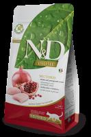 N&D Prime Neutered Adult С пиле и нар