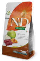 N&D Cat Adult С елен, тиква и ябълка
