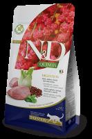 N&D Quinoa Digestion Lamb С агнешко