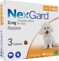 NexGard Защита от бълхи и кърлежи