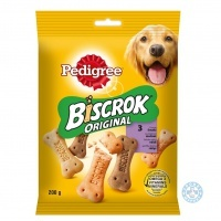 Бисквити за куче Pedigree Biscrok