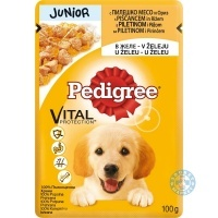 Pedigree Junior Pouch
