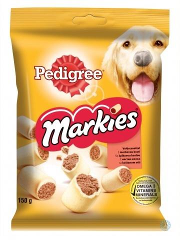 Бисквити за куче Pedigree Markies