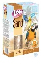 Пясък за птици