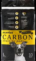 Puppies Carbon Хигиенни подложки с активен въглен