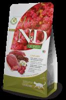N&D Quinoa Urinary С патeшко и боровинка