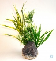 Растение Aquaplant Rock XL 32см