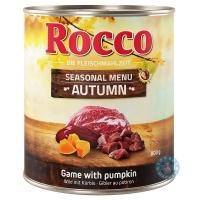Rocco есенно меню с Дивеч и тиква