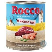Rocco World Trip Испания Риба, ориз и грах